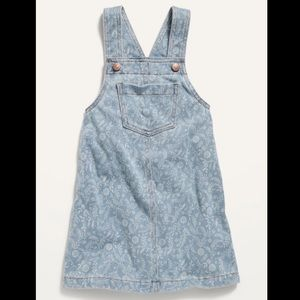 3T Adorable Denim Jumper for Toddlers Sizes